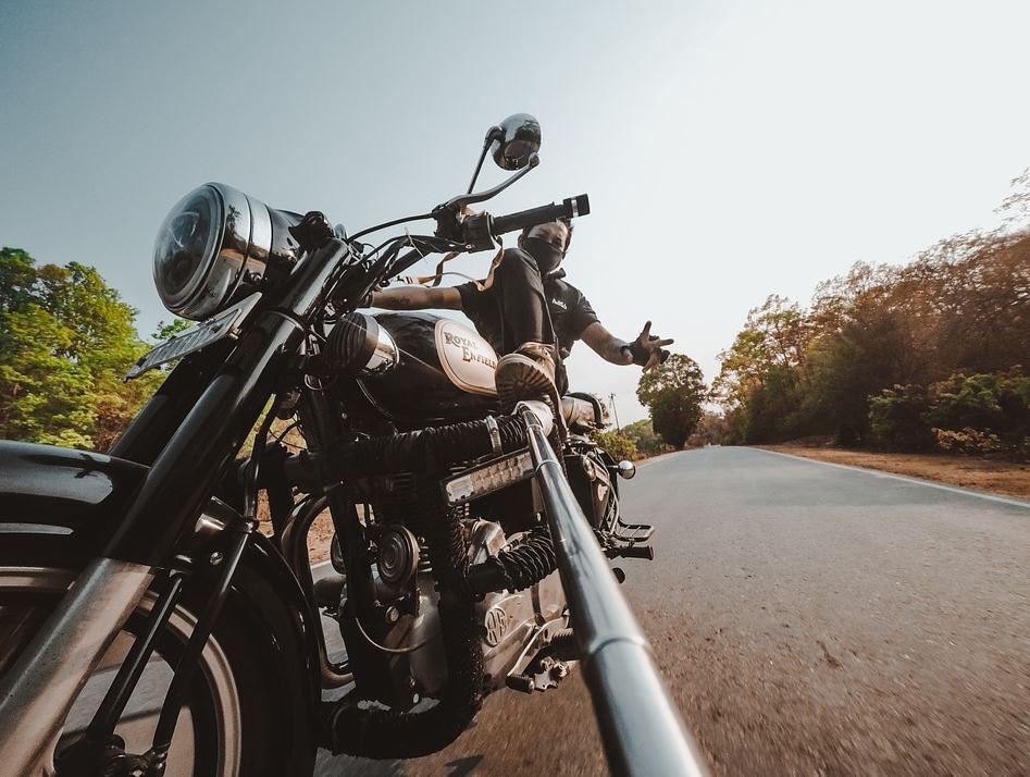 go pro moto sans casque